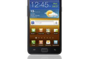 Mall.cz: Samsung Galaxy S II Plus i9105 - bílý nebo modrý