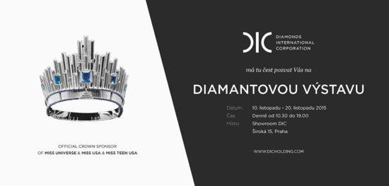Unikátní výstava v Praze přiblíží svět diamantových investic