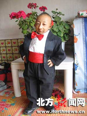 Nejmenší muž světa