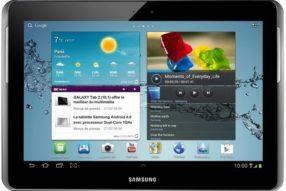 Samsung Galaxy Tab 2 GT-P5100, 10.1 palců - 16 GB - Android 4.0