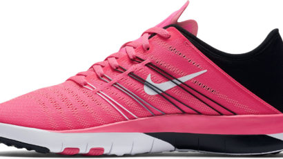 Odpružené boty Nike přináší radost z pohybu