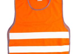 Naučte děti nosit reflexní vesty