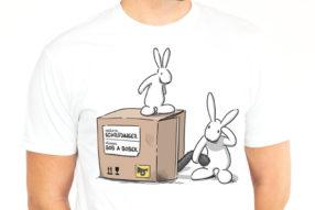 GeekShirts.cz přichází s vtipnými retro kolekcemi triček