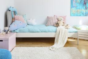 4 tipy, jak vybrat bytový textil do dětského pokoje