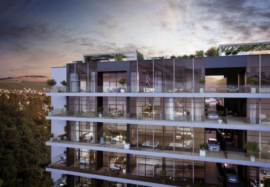 Rezidenční projekty v Praze nabízí moderní bydlení