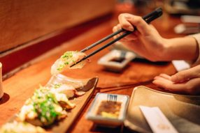 Dejte si sushi, je zdravé