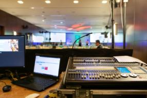 Pronájem audiovizuální techniky pro každou příležitost